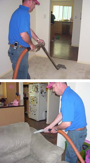 Commercial and Domestic Carpet & Upholstery Cleaning